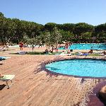 Orbetello Camping Village resmi