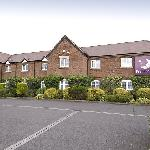 Foto de Premier Inn Lichfield North East A38