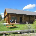 Photo de Luton's Teton Cabins