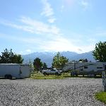 More RV sites.
