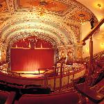 Beautiful interior of the Fulton Theatre