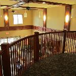  Second floor over the lobby