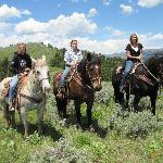 ‪Jackson Hole Pack Trips and Trail Rides‬