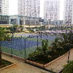  Tennis courts near Club house