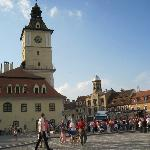  The Square in Brasov