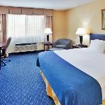 Holiday Inn Express Hotel & Suites Lincoln North resmi