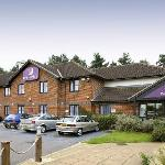 Premier Inn Norwich (Showground / A47)