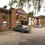 Bild från Premier Inn Nottingham South