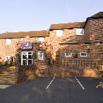 Foto de Premier Inn Redditch West (A448)