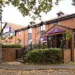 Premier Inn St Helens - A580/East Lancs