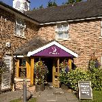 Premier Inn Wrexham
