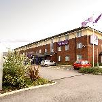 Foto de Premier Inn Warrington Central North