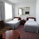 Best Western Hotel Apollo Twin room