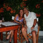 Cliff and Denise at the Porta Rossa
