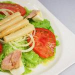  Ensaladas caseras con productos frescos