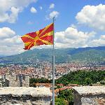 Panoramic View of Ohrid from Samoil's Fortress