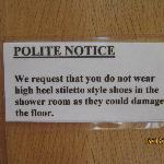  Polite Notice