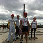 Televised Paris Running Tours