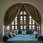 Alcove in the Siraj Khana suite