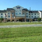 Foto van Fairfield Inn & Suites