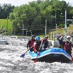 Tees Barrage International White Water Centre