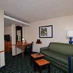 Fairfield Inn & Suites Chicago Naperville resmi