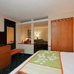 Fairfield Inn & Suites Chicago Naperville照片