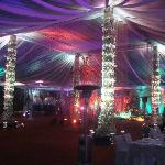 Function Hall. Loved the setup.