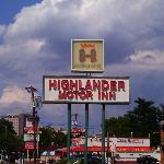 Highlander Sign