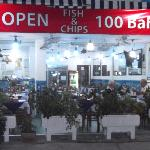 Best fish and chip in Pattaya and now in Jomtien as well
