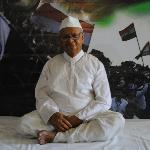  Shri. Anna Hazare - Wax Statue