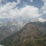  View from Room at Victoriya Palace, Naddi