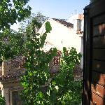  A surprisingly green view from the heart of the Plaka