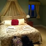 our room (no 5) in self catering cottage
