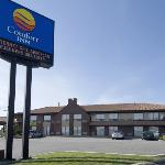 Welcome to the Comfort Inn Rouyn-Noranda