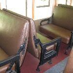 seats in good condition