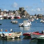 Barfleur Harbour