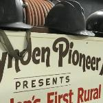 Lynden's First Rural Fire Truck
