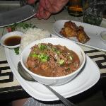  Great Beef Lok Lak from the FCC in Phnom Penh