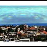 view of Rhodes town