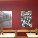 A piece of Italy in Vapiano