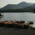 The Lake - Keswick - Derwentwaters