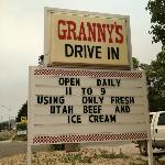 Granny's Drive In
