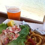  lobster roll in P-town