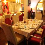 Be your Guest dinning room