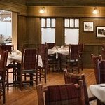 State Game Lodge Dining Room