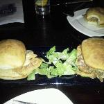  softshell blue crab sliders