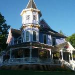 Foto van Historic Hutchinson House B&B