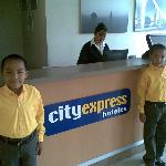  MIs hijos en el Lobby