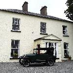 Killycolp House with 1926 Ford model T